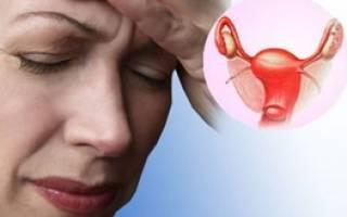 Полип матки симптомы в период менопаузы