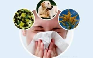 При климаксе могут быть аллергические реакции