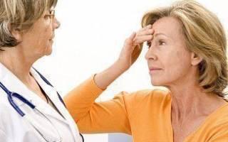 Синдром горящего рта при климаксе
