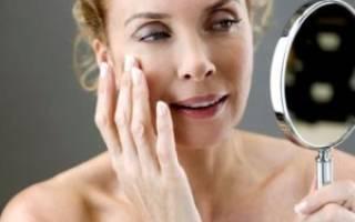 Покраснение лица в период менопаузы