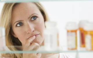 Препараты при менопаузе от зуда