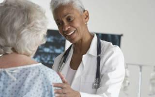 Рак молочной железы у женщин в менопаузе