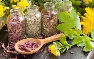 Народные средства от молочницы у женщин травы