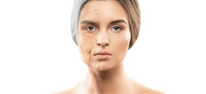 Состояние кожи во время климакса