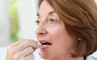 Препараты во время менопаузы для поддержания здоровья