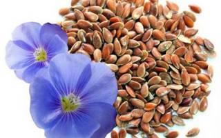 Польза льняное семя при климаксе