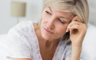 Утолщение эндометрия матки при менопаузе