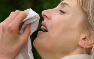 При климаксе может быть аллергия