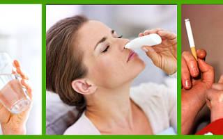 Синдром сухого горла при климаксе