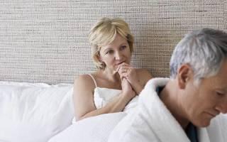 Особенности климакс у женщин и у мужчин