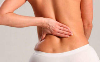 Сильные боли в спине при климаксе