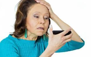Волосы выпадают что делать в период менопаузы