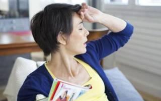 Признаки климакса у женщин в 43 года месячные
