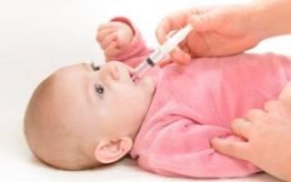 Что ребенку можно пить при молочнице