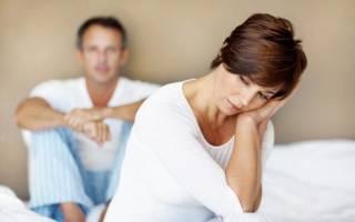 Отсутствие желания у женщин при климаксе