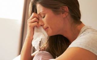 Страх и депрессия при климаксе