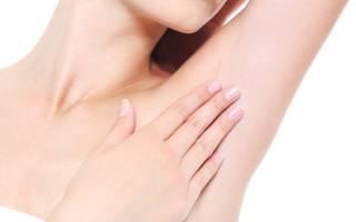 Увеличение лимфоузлов под мышками при климаксе