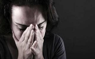 Стресс и депрессия при климаксе