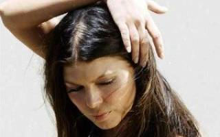 Прыщи на коже головы при климаксе