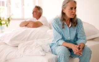 Сухость влагалища при менопаузе как устранить